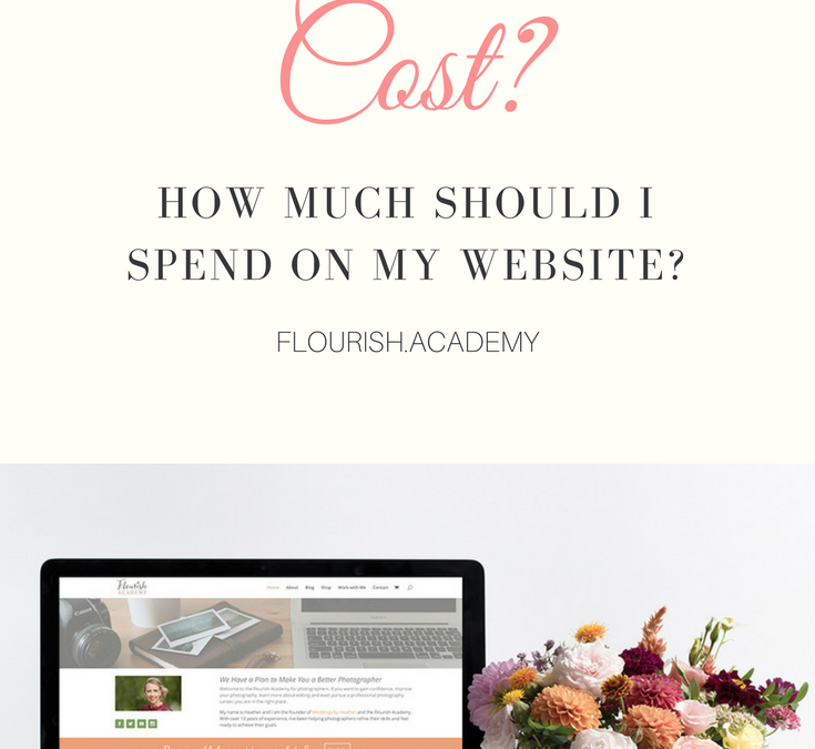 How Much Should I Spend on a Website?