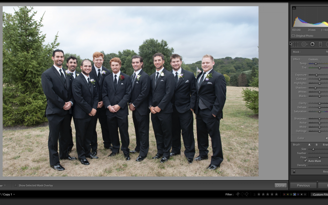 Fixing a Blown Out Sky in Lightroom