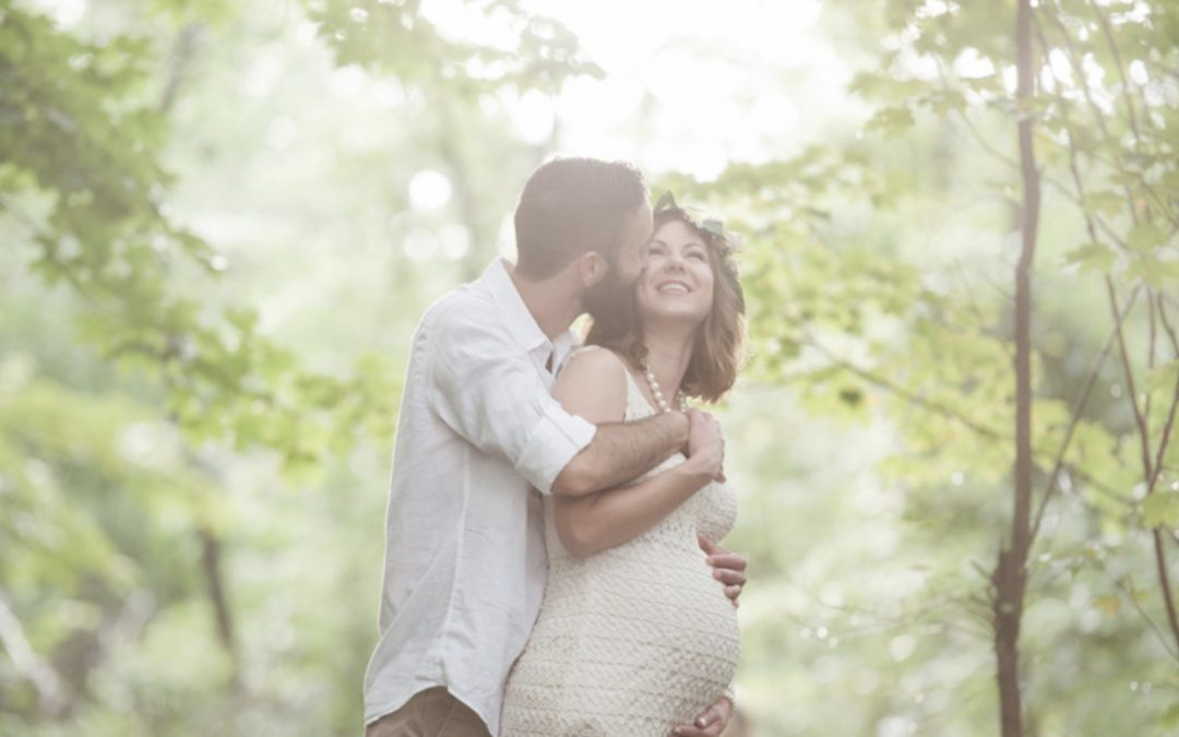 Leslie & Justin | Expecting