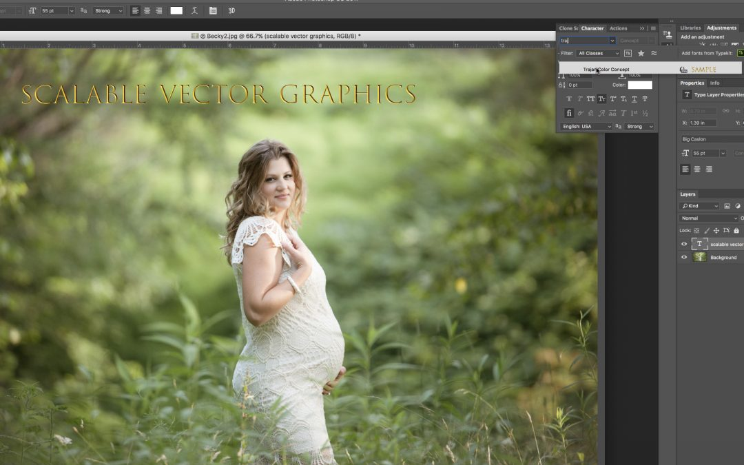 New Features in Photoshop CC 2017