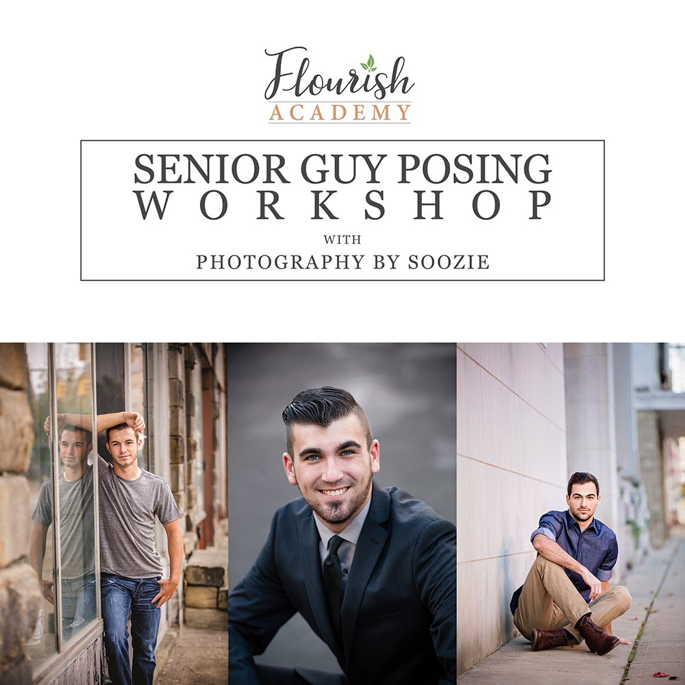 Senior Posing Workshop