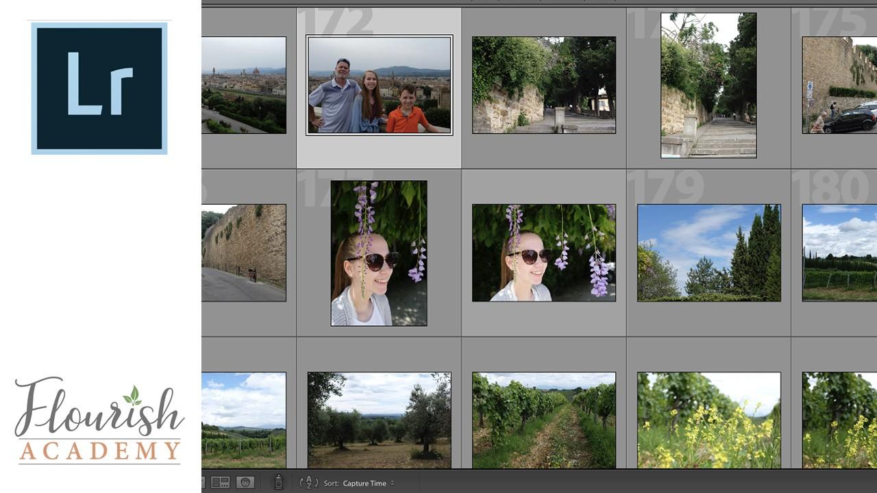 JPEG Editing in Lightroom