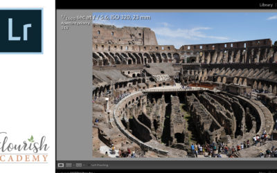 How to Merge Photos to a Panorama in Lightroom