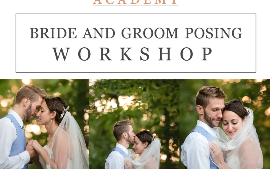 Bride & Groom Posing Workshop