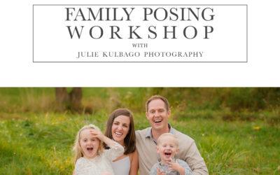 Family Posing Workshop