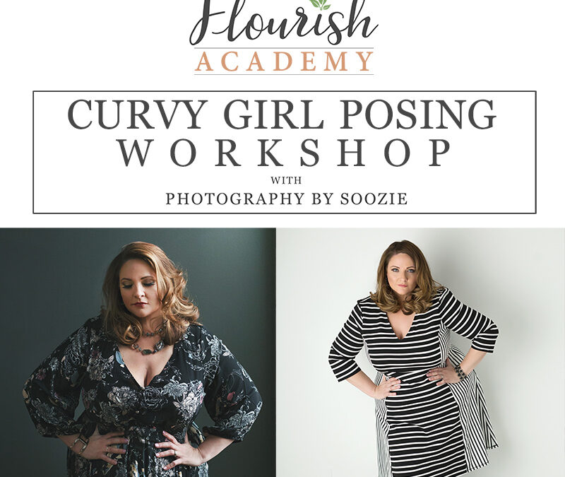 Curvy Girl Posing Workshop